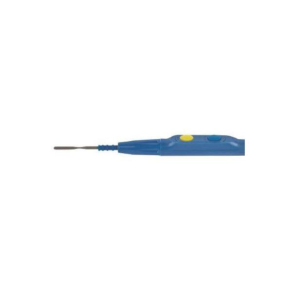Reusable Electrosurgical Pencil, Hand-Controlled, Button Switch